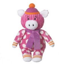 new PUDDLES mini  interactive cbk midwest mvp mulit colored pig  plush discount