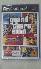 Grand Theft Auto GTA Liberty City Stories PS2 (NEW)
