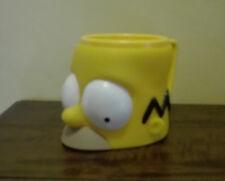 Tazza Mug Plastica Homer Simpsons collez. pers.