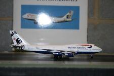 BigBird Big Bird 1:400 British Airways Boeing 747-400 G-BYGG (BB4-2004-47)