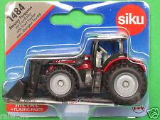 Siku Super Serie 1484 Massey Ferguson mit Frontlader