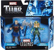 "Marvel Legends Thor : Ragnarok 3.75"" inch Enchantress & Executioner 2-pack NEW"