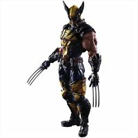 Square Enix Variant Play Arts Kai MARVEL UNIVERSE Wolverine Action Figure