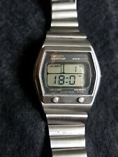Seiko vintage digital lcd 4039 5019 watch
