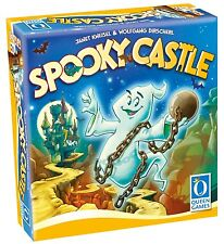 SPOOKY CASTLE  BOARD GAME, Cooperative Magnetic Board GAME  BNISW