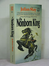 signed by 2(author,artist), Saga of Pliocene Exile 3: Nonborn King by Julian May