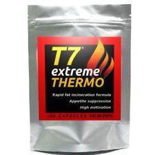 100 T7 EXTREME THERMO strong diet pills SLIMMING/WEIGHT LOSS hardcore fat burner