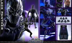 Hot toys Black Panther MMS 470