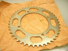SPROCKET REAR WHEEL GEAR 45 teeth/Denti RUOTA POSTERIORE RUOTA DENTATA PIGNONE xt 600 TT 600