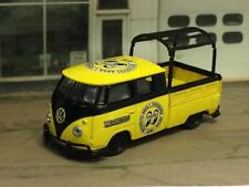 Mooneyes Equipped 1960 VW Double Cab Truck Parts Runner 1/64 Limited Edt O23