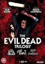 The Evil Dead Trilogy 5055201825056 DVD Region 2 P H
