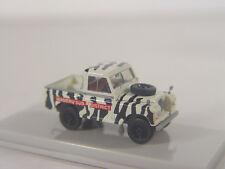 Daktari Land Rover 88 - Zebra Look - Brekina HO 1:87 Modell 13862 #E
