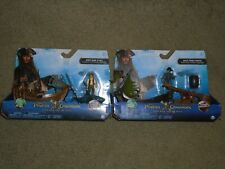 Set of 2 Pirates of the Caribbean Dead Men Tell No Tales Playsets Ghost Pirate