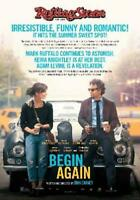Begin Again DVD Nuevo DVD (MP1254D)