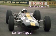 Jim Clark Lotus 33 Winner British Grand Prix 1965 Photograph 4