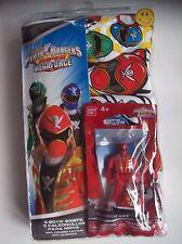 Power Rangers Underwear Underpants Briefs Boys 5pk Megaforce Sabans Sz 6