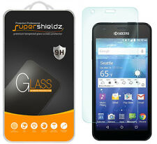 2X Supershieldz Ballistic Tempered Glass Screen Protector For Kyocera Hydro Wave
