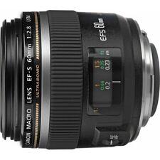 Canon EF-S 60mm f/2.8 USM Lens