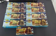 Vintage Athearn HO Train Lot Of 9  New In Original Boxes With Locomotives