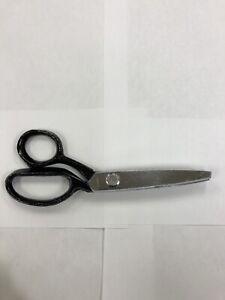 Vintage Professional Tailor Dressmaker Heavy Metal Sewing Scissors JAPAN