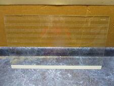 Kitchenaid Refrigerator Crisper Pan Cover Glass Part#2174141