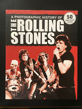A Photographic History of the Rolling Stones by Parragon HB, 2012+Dust Cover