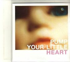 (DR918) The High Wire, Pump Your Little Heart - 2011 DJ CD