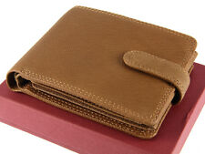 Visconti Mens Leather Wallet For Cards, Notes, Coins & Comes In Gift Box - DRW30