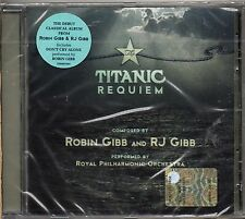 ROYAL PHILARMONIC ORCHESTRA CD Titanic Requiem ROBIN GIBB sealed 2012 BEE GEES