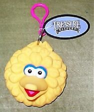 Cool Yellow BIG BIRD Coin purse with Clip BRAND NEW
