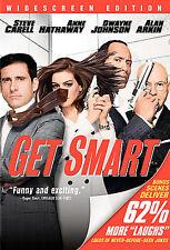 Get Smart (DVD, 2008) FULL SCREEN