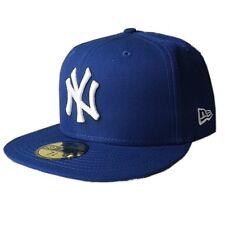 New Era 59Fifty Cap New York MLB royal blau