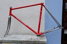 rennrad Rahmen Krabo Krautscheid Bochum frame RH folgt cm Columbus SLX vintage
