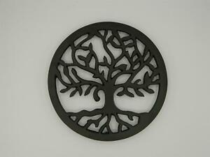 Tree of Life Trivet/Kitchen/Decoration/Magick/Pagan/Wicca/Witch