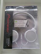 Pioneer SE-MJ522T-W DJ Headphones