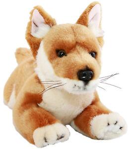 Dingo Plush Stuffed Soft Toy 28cm/11in Max by Bocchetta CLEARANCE