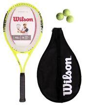 Équipements de tennis jaunes Wilson
