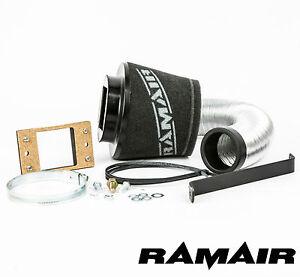 BMW E36 RAMAIR Performance Mousse Induction Air Filtre Kit - Garantie à Vie