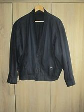 mens BURBERRY COAT UK SIZE LARGE