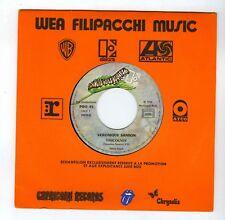 45 RPM SP (PROMO) VERONIQUE SANSON VANCOUVER / REDOUTABLE