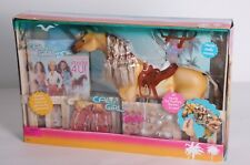 Vintage 2004 Cali Girl Barbie Pacifica Horse New in Box Beads  Iron On Magazine