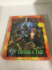 Dead Lands Fortress O' Fear Roleplaying Game Rpg Pinnacle Entertainment Group