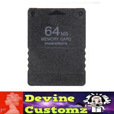 Devine customz New Memory Card (64 MB) for PS2 Playstation 2