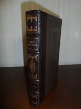 Franklin Library Ltd Edition Leather Bound The Odyssey by Homer 1979