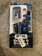 Wahl 9916-4301 Cordless Rechargeable Facial Hair Trimmer