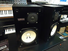 Yamaha Pro Audio Studio Monitors
