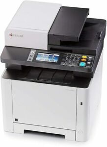 Kyocera Ecosys M5526cdn Farblaser Multifunktionsdrucker Drucker Kopierer Scanner