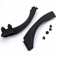 Right Side Inner&Outer Door Panel Handle Pull Trim Cover For BMW E90 51417230850