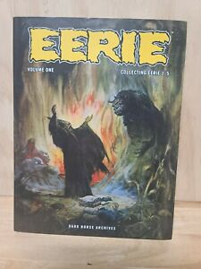 EERIE ARCHIVES VOLUME ONE DARK HORSE ARCHIVES