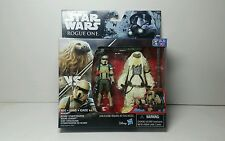 STAR WARS ROGUE ONE MOROFF SCARIF STORMTROOPER Double Pack Action Figure NEW